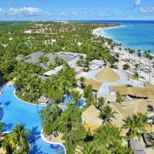 Paradisus Punta Cana Resort, Punta Cana (June)